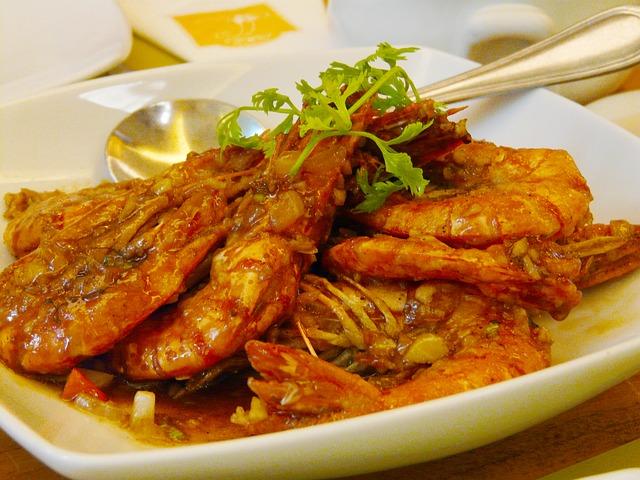 cuuisine-Philippines-crevetttes