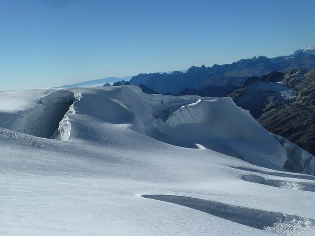 glacier-bolivie