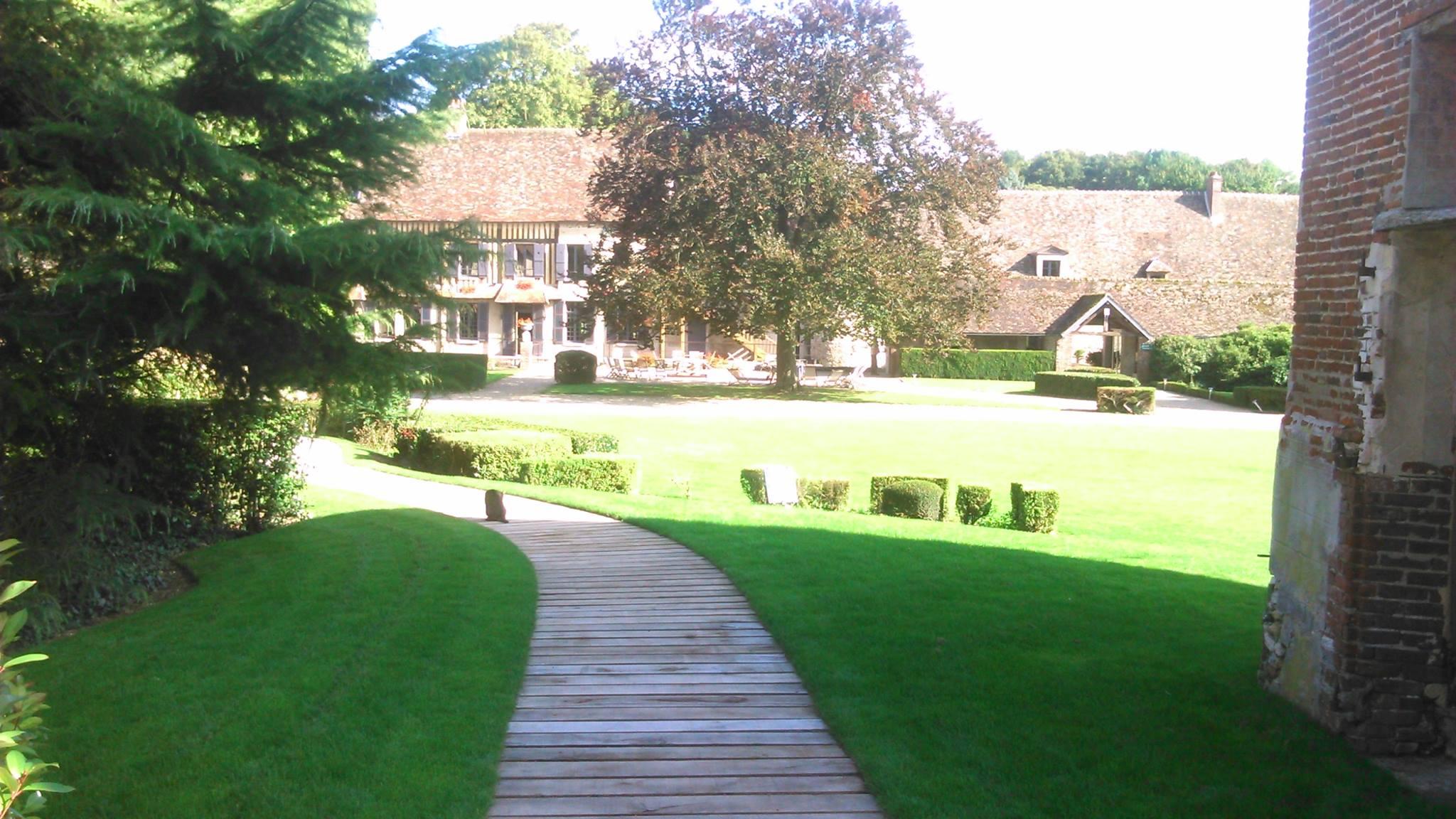 jardin du Moulin
