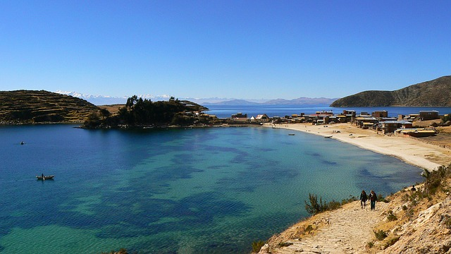 plage-lac-bolivie