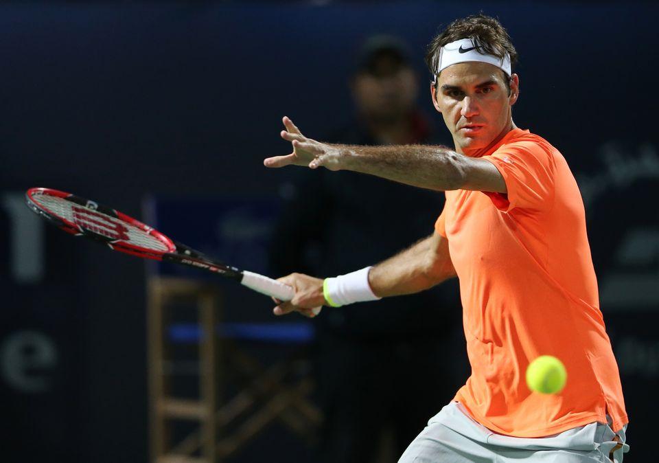 tennis Federer